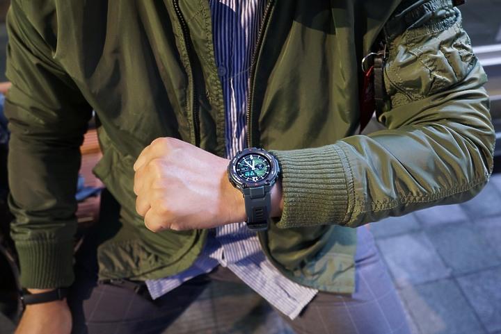 Amazfit T-REX PRO|規格升級 經典再現 最佳CP值軍規智慧手錶4941