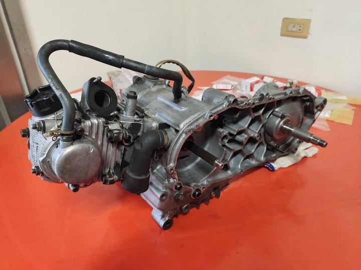 張先生委託-三代SV MAX125(車玩125)翻新紀錄(2021/04)7858