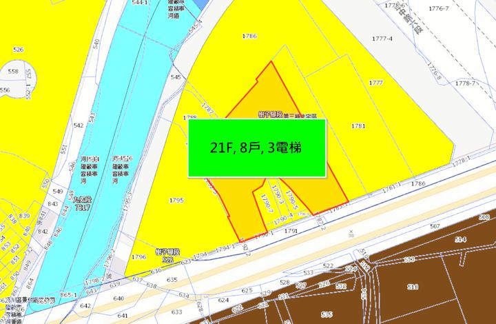 New G16(116)綠線捷運九張犁站 南區 *登陽青籟* 21F超高大樓 退縮40米自家花園 0店面單純宅潛銷討論
