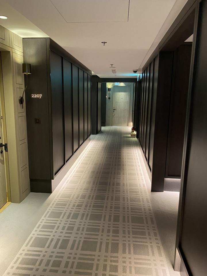 再訪萬豪酒店之意外被升等Sky Tower之旅