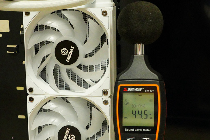 SuperCool 極度降溫,安耐美虹彩晶凌雪白版 LIQMAX III 360 ARGB W...6719