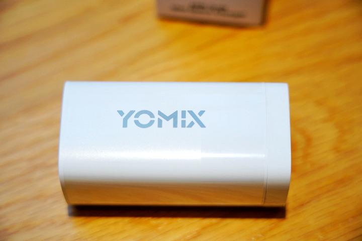 終於體驗了傳說中的黑科技,YOMIX 優迷氮化鎵GaN PD 快速充...515
