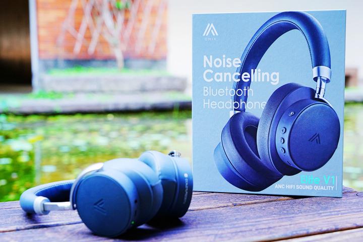 (開箱)Elite V1 ANC 主動降噪藍牙無線耳罩式耳機,純淨震撼 ...6999