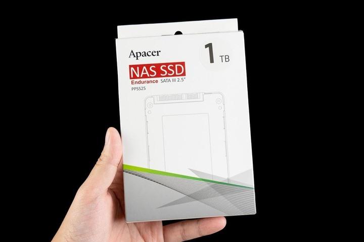 SSD選購指標越大越好?加裝NAS速度實測