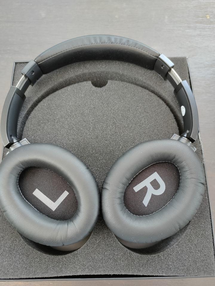 Havit海威特H601BT ANC主動降噪藍牙無線耳罩式耳機:舒適與音質,雙重享受