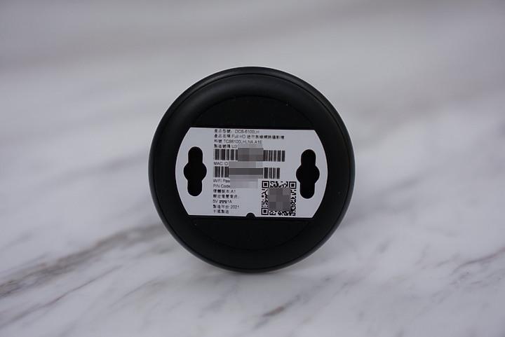 小巧體積 Full HD畫質|D-Link DCS-6100LH網路攝影機 夜光下的守護者