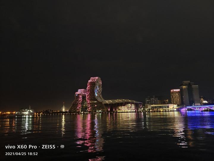 vivo  X60 Pro日夜都清晰-讓你穩住照亮每一拍