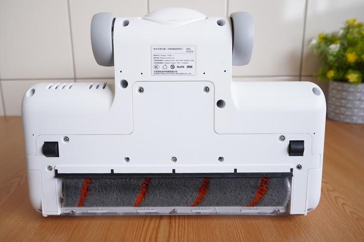 小米有品升級版SWDK速吸拖(FG3616):12000pa強大吸力/乾吸濕拖有夠舒適拖一把搞定!!
