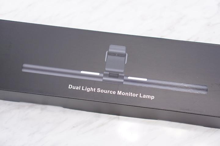 Awesome LED觸控式可調雙光源螢幕掛燈|筆電與螢幕的第二光源 - 2