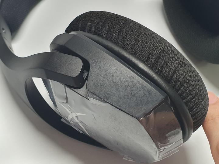 HyperX防疫專屬電競全套PART 1,輕巧有型的Stinger Core 7.1 Wireless無線耳機開箱試用