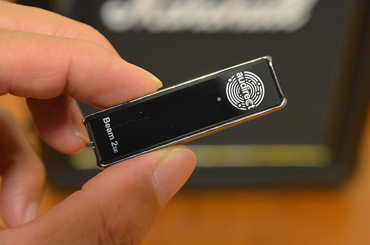 小小一隻 audirect Beam 2SE MQA 隨身 DAC 讓手機音質有感提升