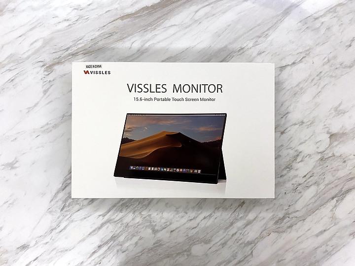 Vissles-M 15.6吋攜帶型觸控顯示器 第二螢幕工作娛樂都方便6698