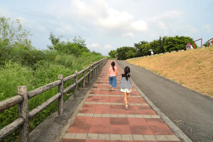 微解封-S步道|雲林|西螺大橋公園步道|火紅鐵橋文青氣息|西螺鎮