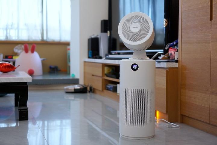宏碁 acerpure cool 新一代智慧二合一空氣循環清淨機 - 23