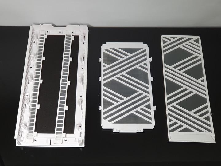 Fractal Design Define 7 Compact white 靜音版機殼開箱試用9271