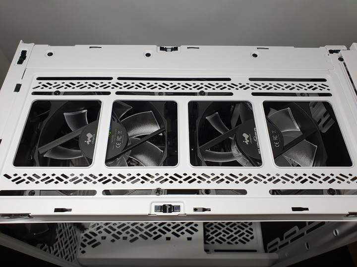 Fractal Design Define 7 Compact white 靜音版機殼開箱試用813