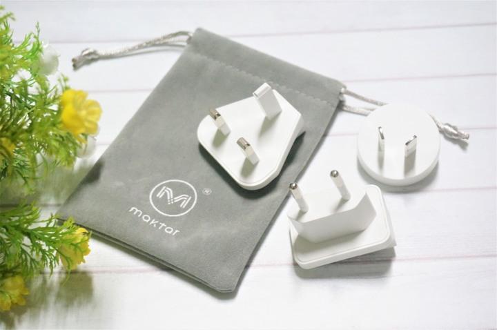 Maktar 66W GaN口袋快充 : 3孔快充手機平板筆電充電一次滿足!!5562