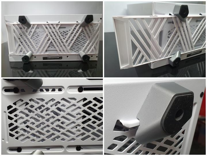 Fractal Design Define 7 Compact white 靜音版機殼開箱試用8314