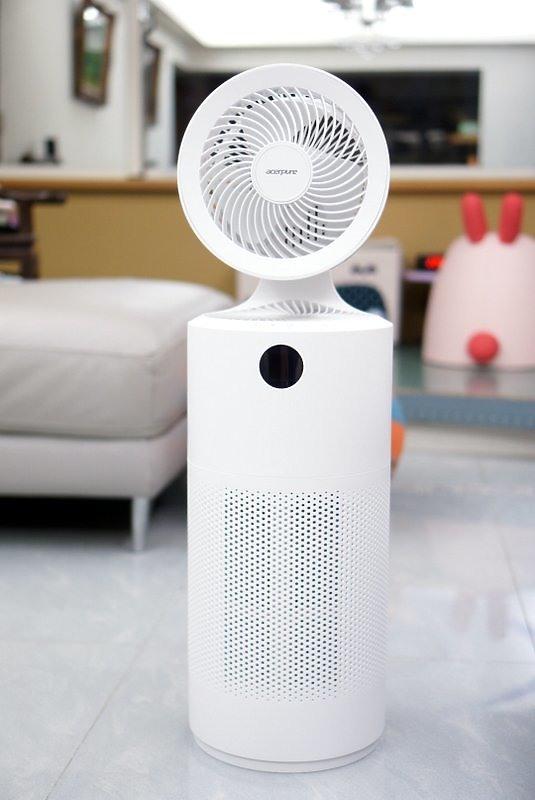 宏碁 acerpure cool 新一代智慧二合一空氣循環清淨機 - 4