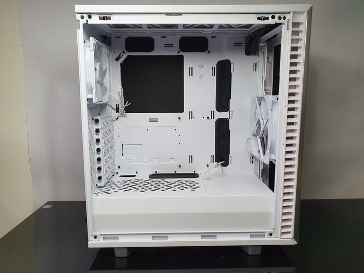 Fractal Design Define 7 Compact white 靜音版機殼開箱試用798