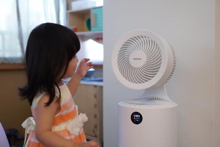 宏碁 acerpure cool 新一代智慧二合一空氣循環清淨機 - 24