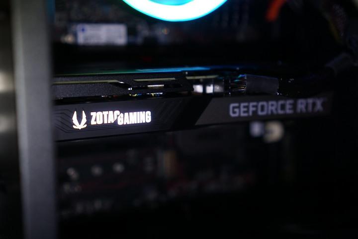 ZOTAC GeForce RTX3060Ti Twin Edge OC LHR開箱|RTX30系列光追推薦