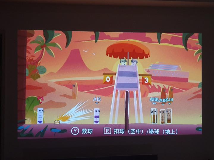 居家美學新主張,ASUS ZenBeam Latte L1無線藍牙行動投影機開箱9676