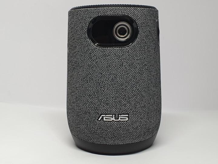 居家美學新主張,ASUS ZenBeam Latte L1無線藍牙行動投影機開箱7173