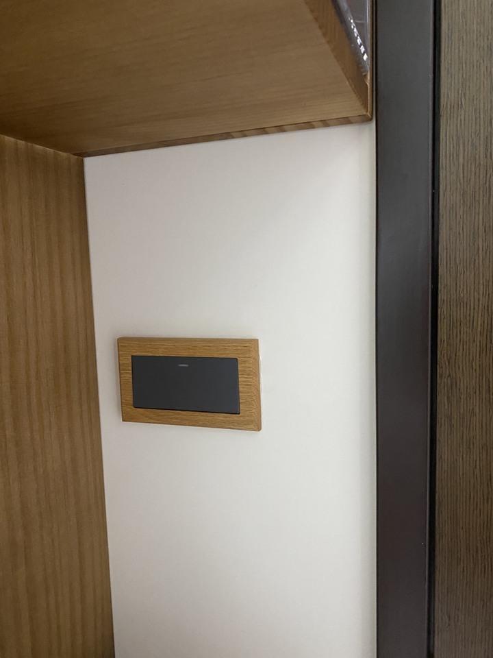 微開箱 增加空間的質感好物-開關/插座