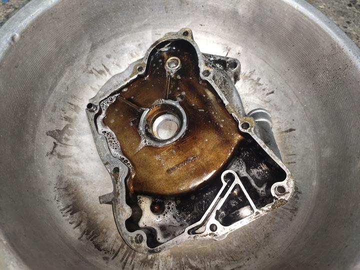 教父親如何拆裝機車引擎(車種-三陽-舊迪爵125)(2021/09)3272