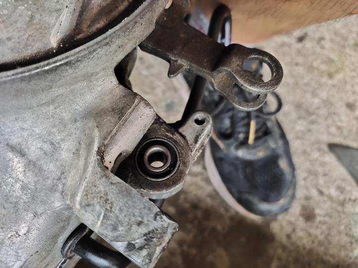 教父親如何拆裝機車引擎(車種-三陽-舊迪爵125)(2021/09)472