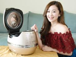 來自韓國《Cuckoo真高壓IH電子鍋》,技能滿點什麼都能煮