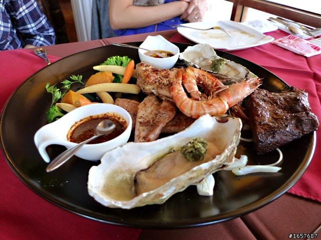 高雄市- LA VACA 阿根廷烤肉主題餐廳- 旅遊美食討論區 ...